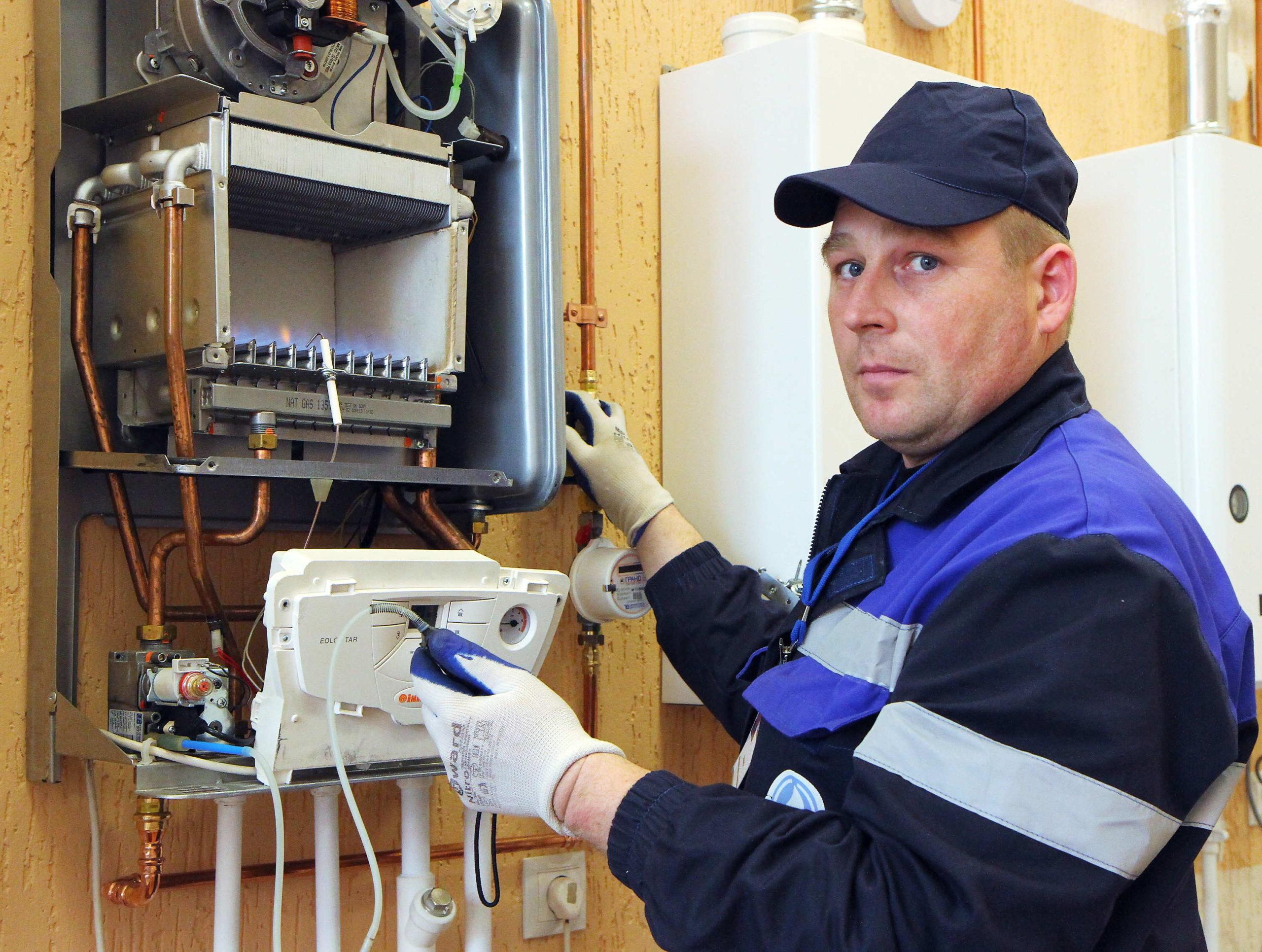 Техническое обслуживание и ремонт бытового газоиспользующего оборудования
